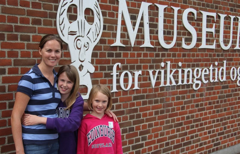 Denmark's fantastic family friendly Viking museum