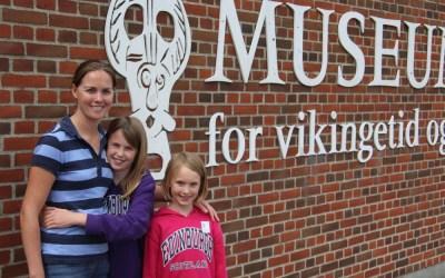 Denmark's fantastic family friendly Viking museum