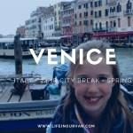 LifeinourVan City Reviews   Venice   Italy