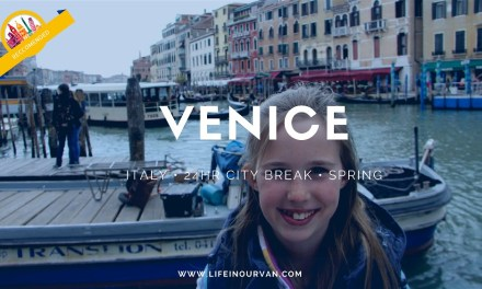 LifeinourVan City Reviews | Venice | Italy