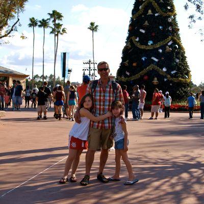 Disney Christmas Trees