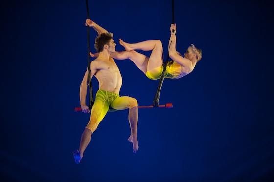 totem by cirque du soliel