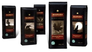 Muskoka Roastery, coffee, Muskoka, local, coffee beans
