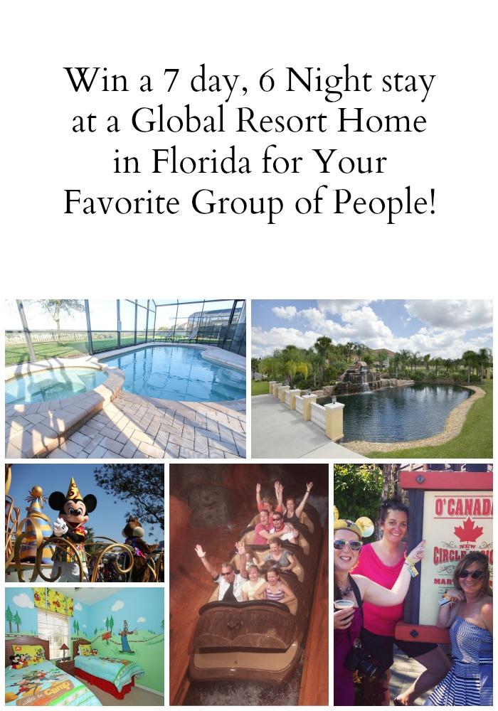 global resort home stay