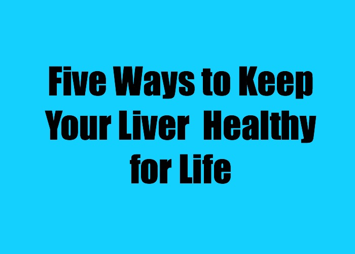 keep your liver healthy