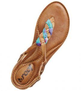 Reef, flip flops, sandals, cute, summer travel essentials, travelling