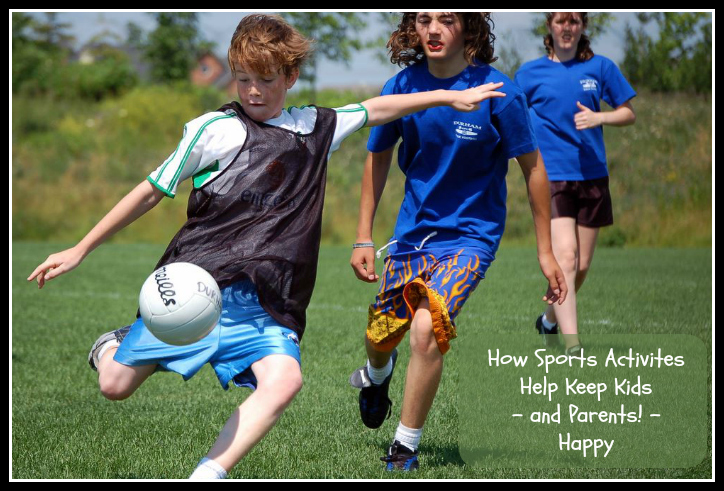Sports for kids health