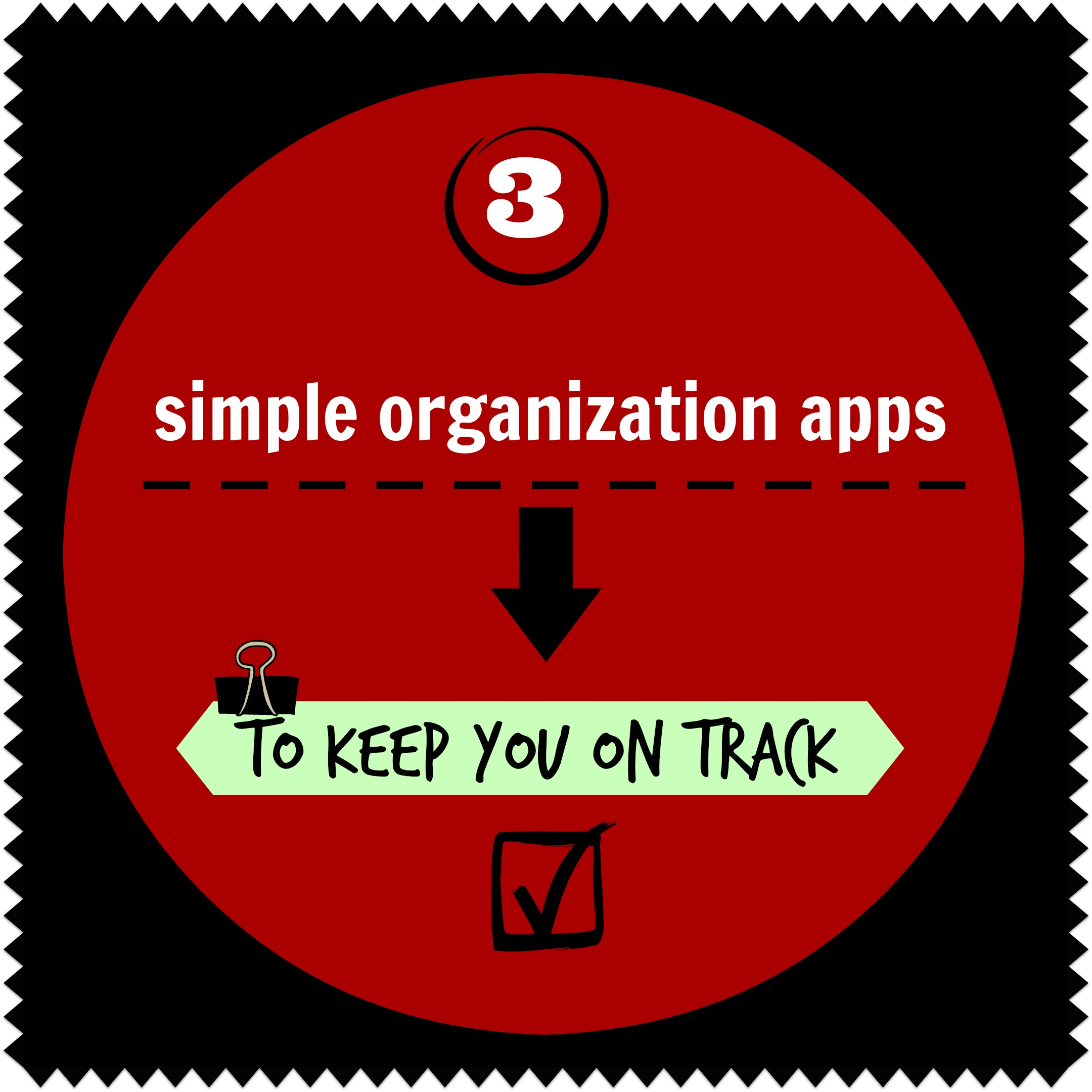 The Three Top Organization Apps You Need! - Life In