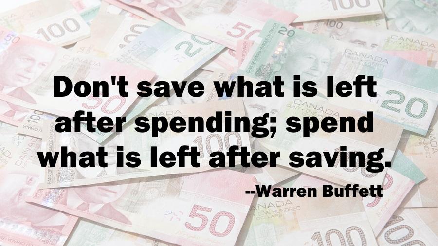 RBC RESP Warren Buffett, warren buffett quote