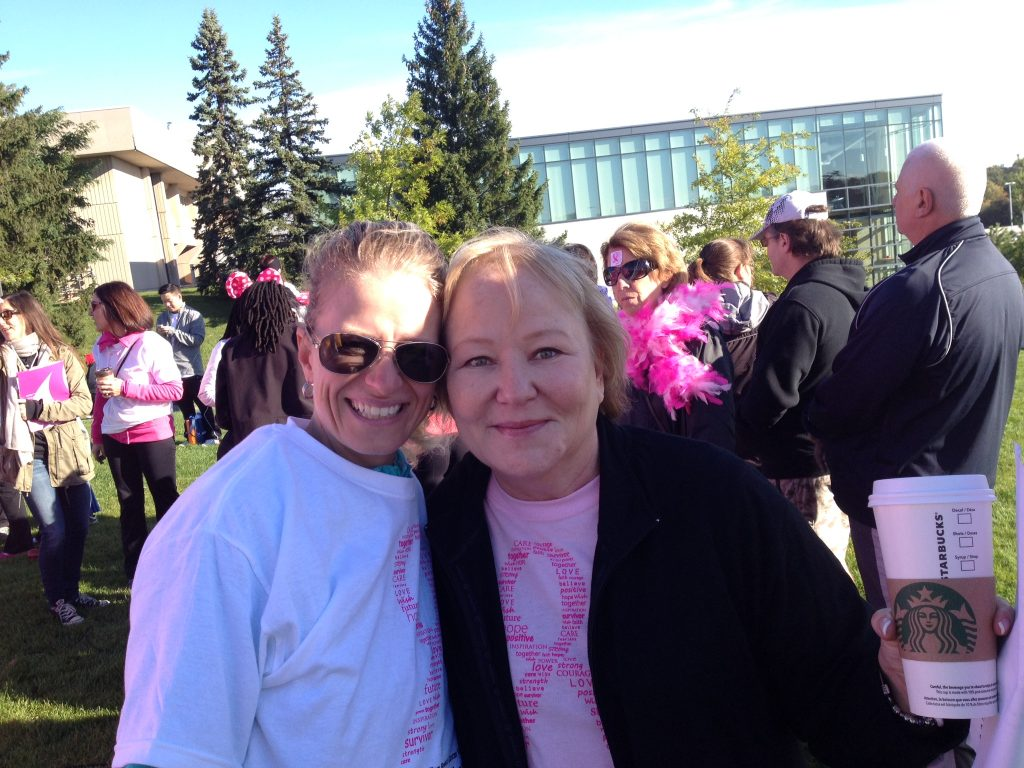 cibc run for the cure; breast cancer; survivor; colleen curtis; mississauga