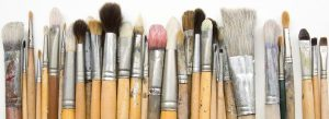 gifts for artists, Paint brushes