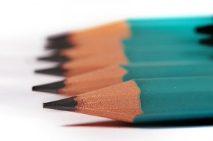 gifts for artists, Artists pencils
