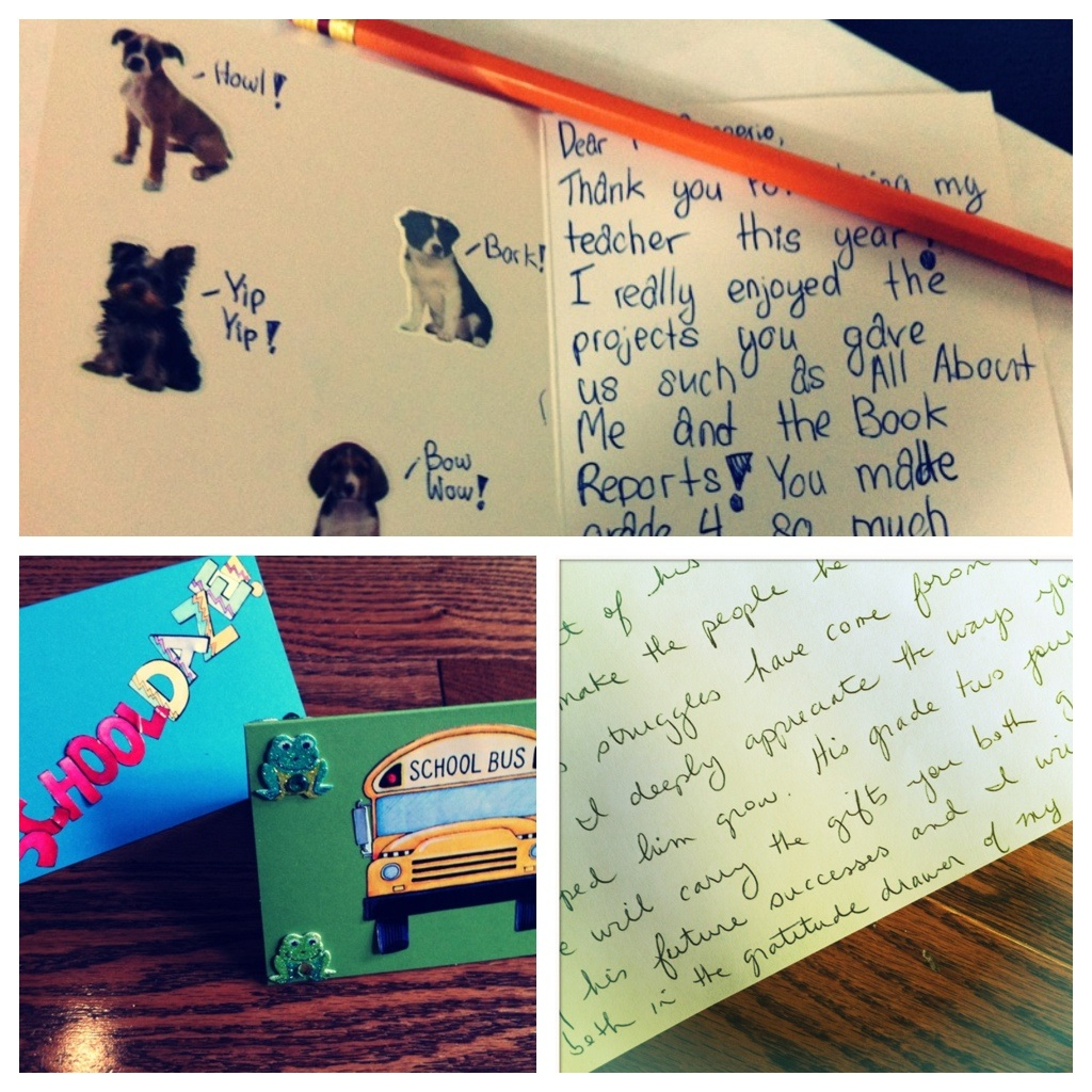 holiday gift ideas for teachers