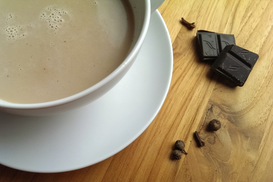 Chai Tea Powder with Cocoa - Makes a great gift!