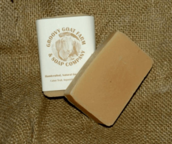 10 Stocking Stuffers For Fashionistas, Groovy Goat Soap, soap