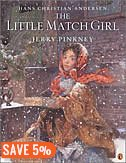 children's Christmas books, The Little Match Girl