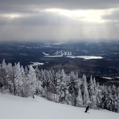 Winter Wonderlands – The Best of Ontario & Quebec