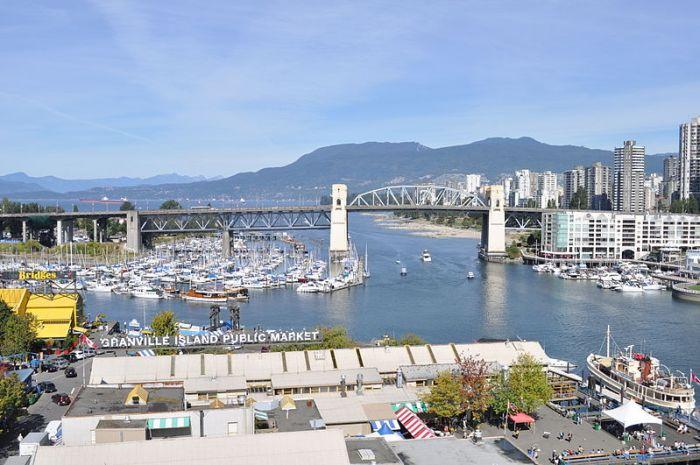 Granville Island, Vancouver, 48 hours in Vancouver, British Columbia, Canada, travel, Hello BC, explore BC