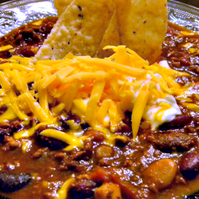 Super Bowl Chili: You NEED To Make This