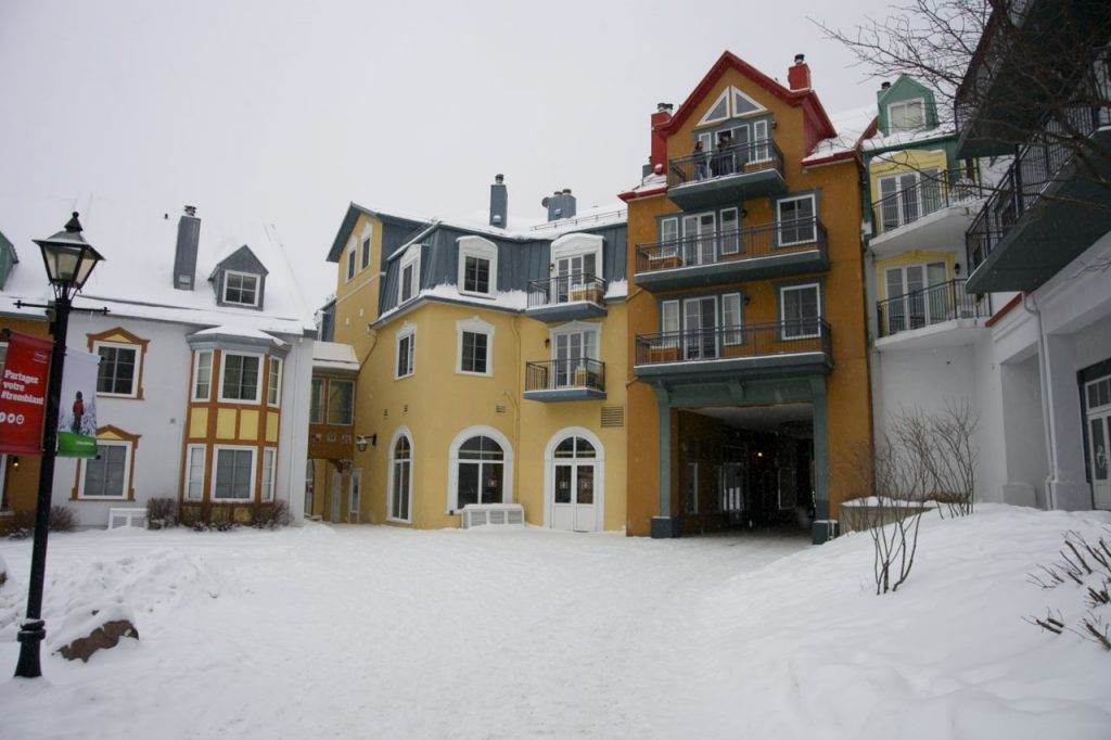 mont tremblant airbnb