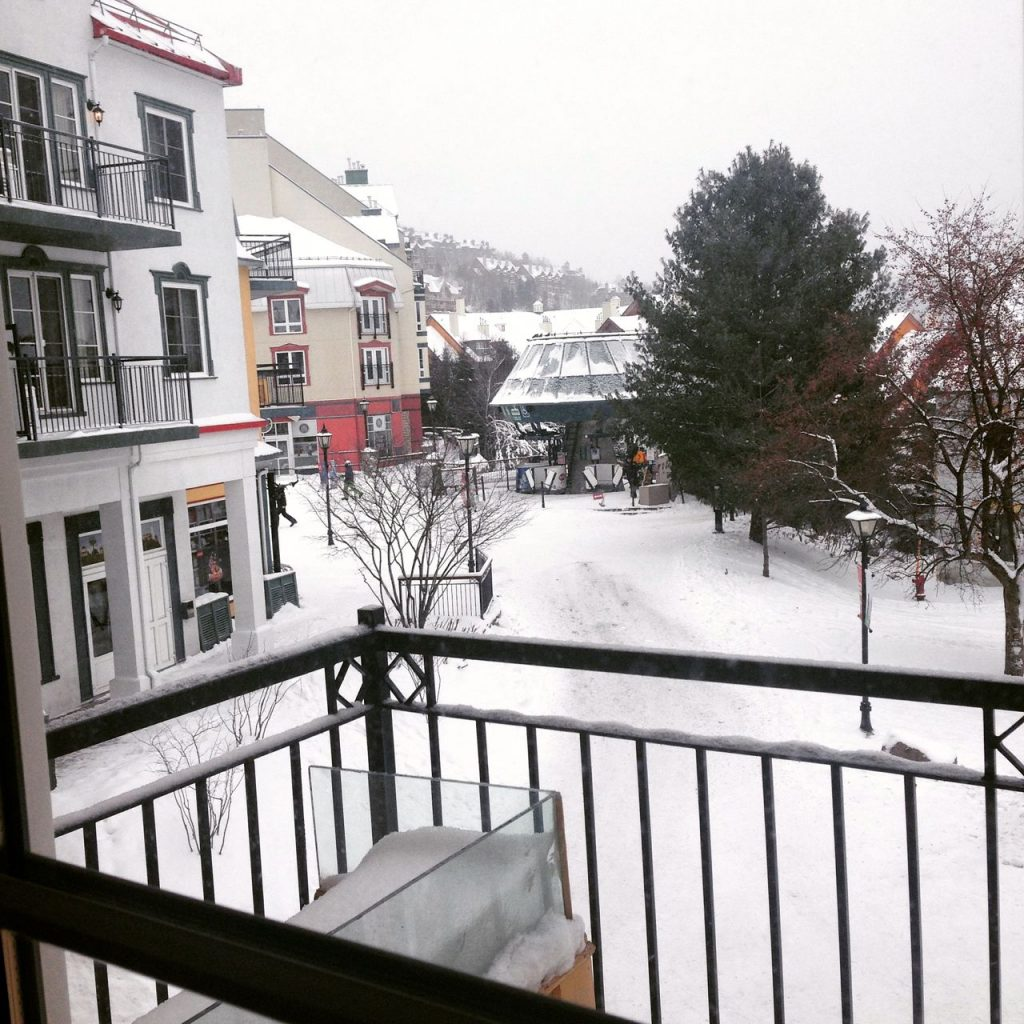 mont tremblant airbnb room