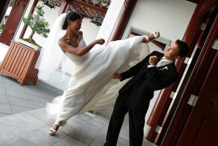 How To Be A Good Partner, marriage, karate, humour, partners, advice, tips, relationships