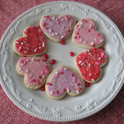 Classic Sugar Cookie Recipe – Perfect for Valentine's Day