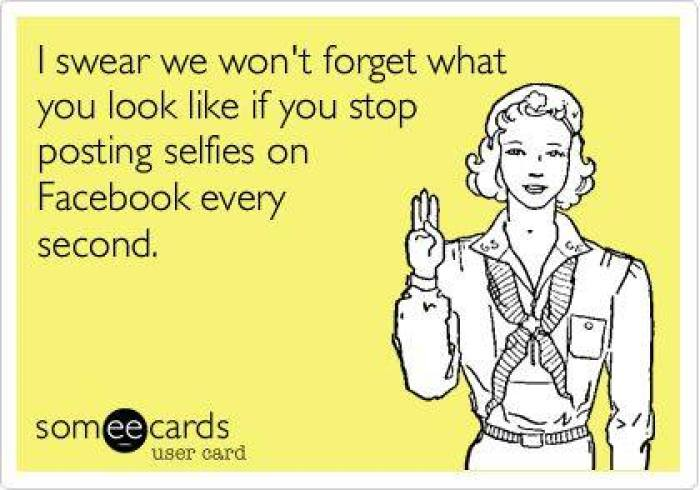 Narcissism and Selfies are the New Black, adult selfies, Facebook, Instagram, people who post glamour shots, selfies, social media