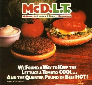 Happy Anniversary, McDLT – Recreate the Legend At Home