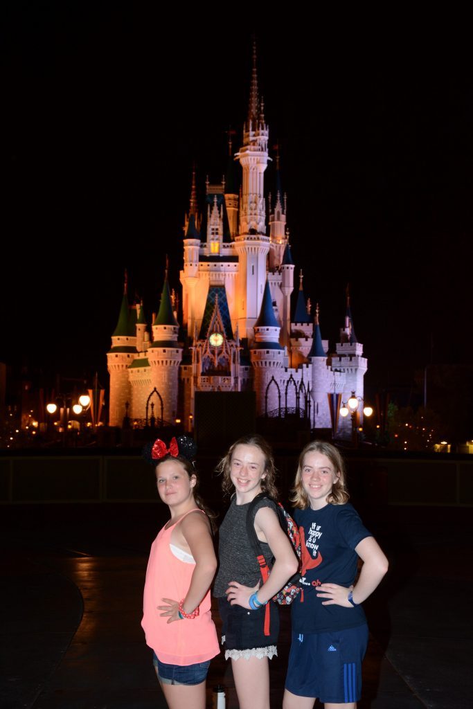 Disney With Teens
