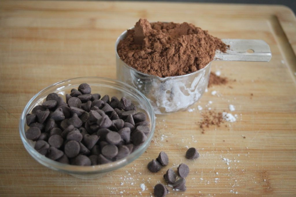 Creamy Hot Chocolate Mix with LOTS of chocolate