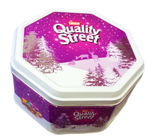Quality Street chocolate