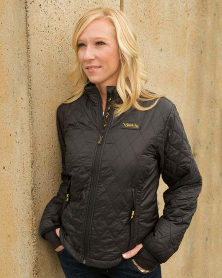 Volt women's heated jacket