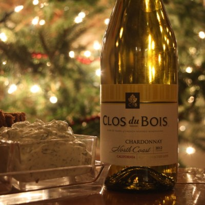 Perfect Holiday Chardonnay; Clos du Bois