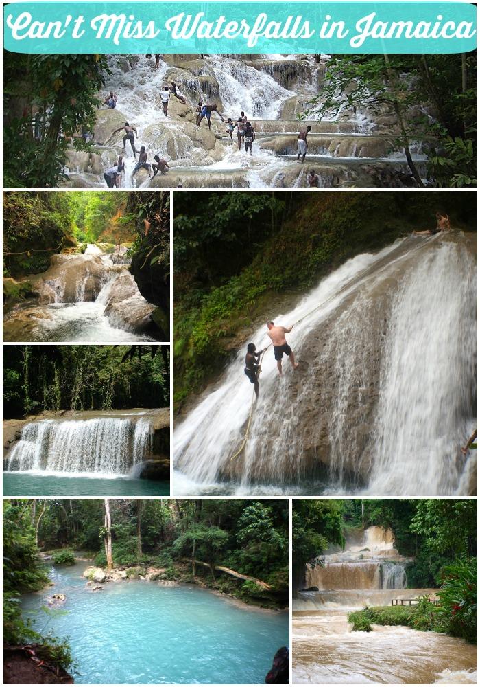 Must See Waterfalls in Jamaica