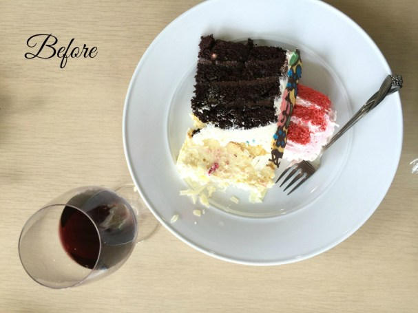 food photography tips and tricks, photo of birthday cake