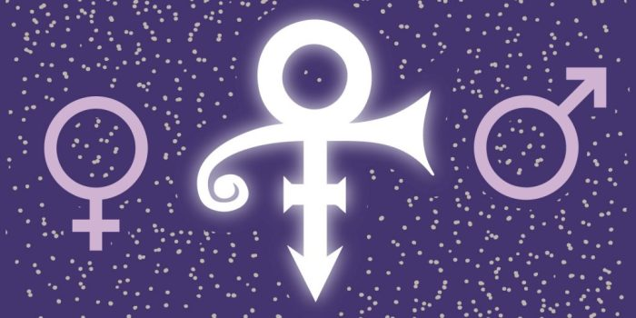 Symbol used by Prince