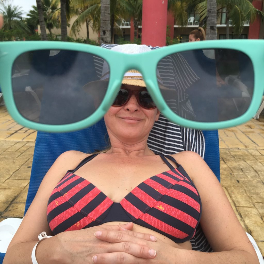 fix sun damaged skin