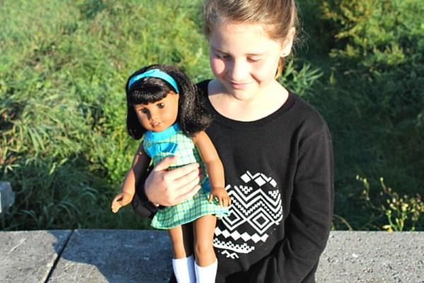 Melody Ellison American Girl doll
