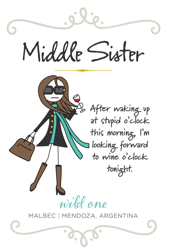 middle-sister-wild-one-label-front