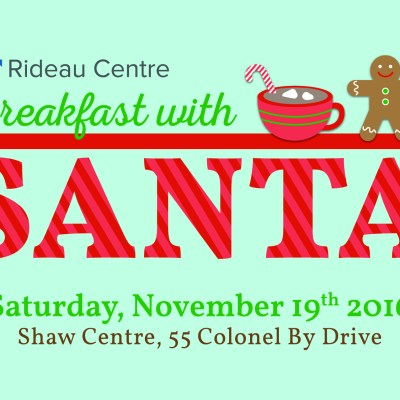 Win a Family Pack to Enjoy Breakast With Santa!