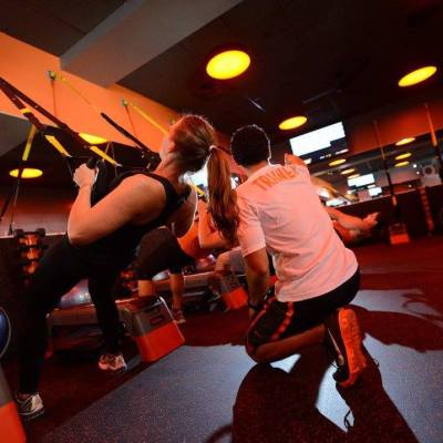 Transforming Myself With Orangetheory Fitness