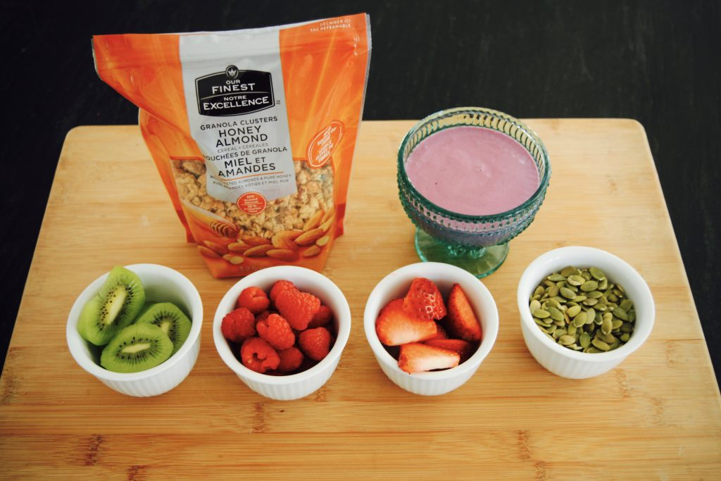 Smoothie Bowl add-ins