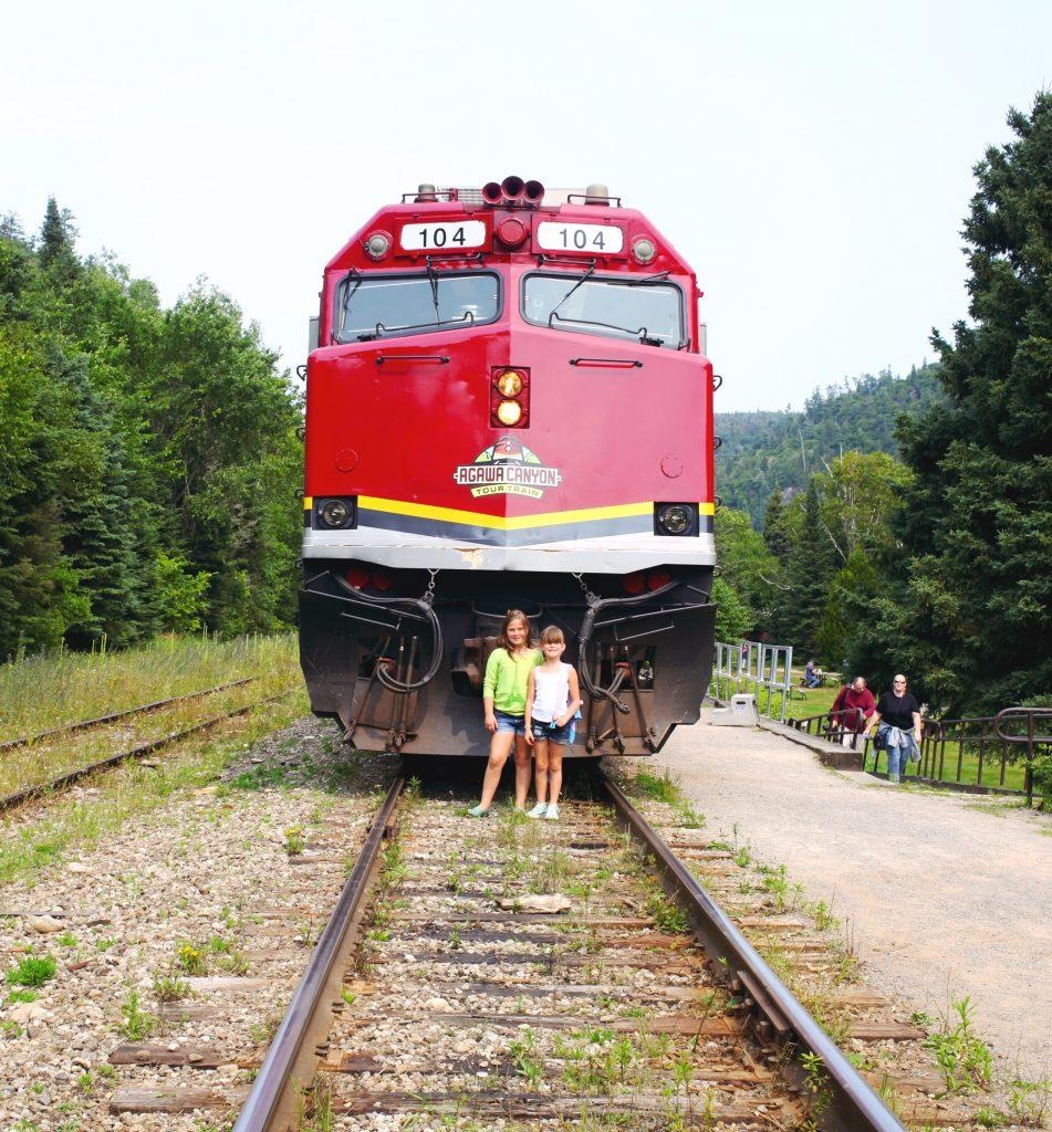 Railway Tour, Ontario, Sault Ste. Marie