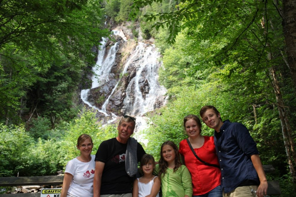 Railway Tour through Agawa Canyon