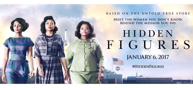 smoke free movies, no smoking appeared in Hidden Figures
