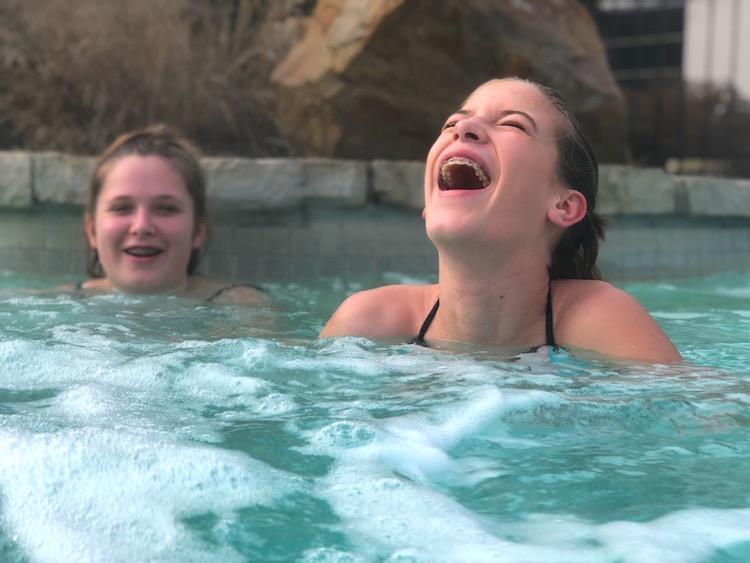 Manoir Saint Sauveur, hydrotherapy, hot tub, sauna, pool, outdoor spa