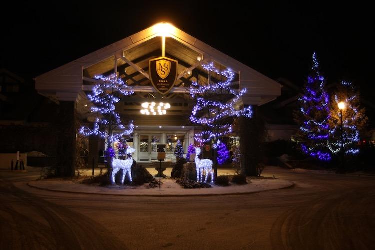 Manoir Saint Sauveur, ski, spa, holiday