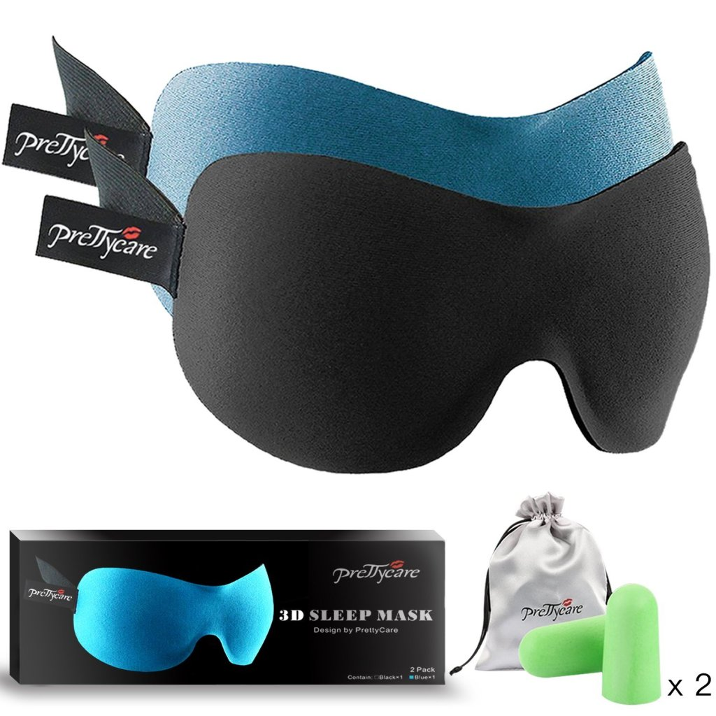 best products when you're stuck inside, sleep mask