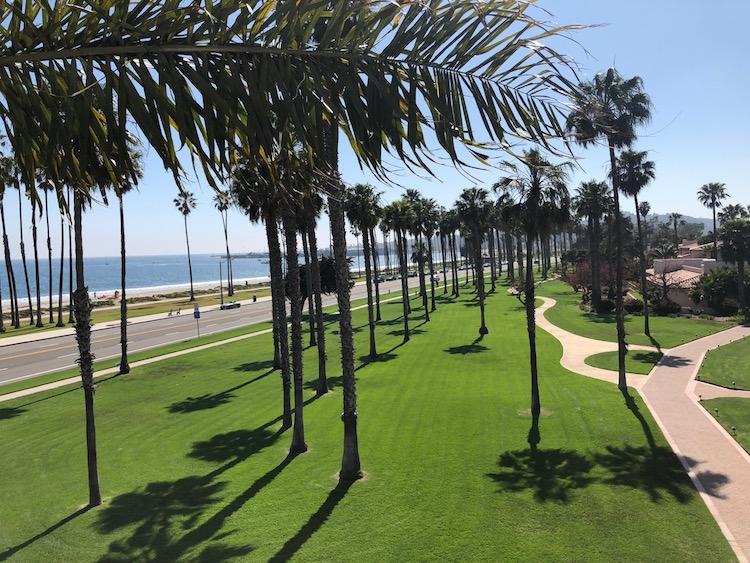 one day in Santa Barbara